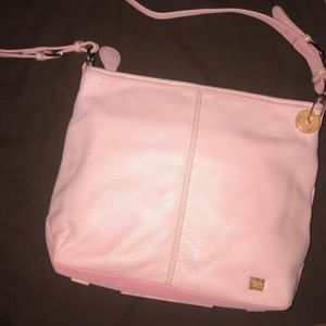 Authentic The Sak Leather Pink Purse
